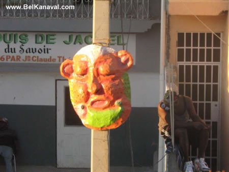 Mardis Gras, Jacmel Haiti