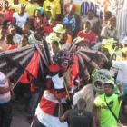 Haiti regional Carnival, jacmel Haiti