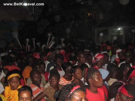 Carnival in Jacmel