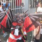 Haiti regional Carnival jacmel