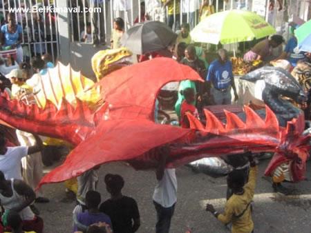 Jacmel Caribbean Carnival