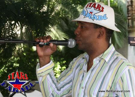 Smoye Noisy At The Haiti Star Parade