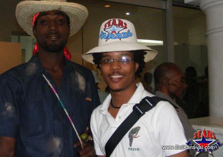 Hiroito Et Son Mannequin - Haiti Star Parade