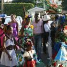 Costume Carnaval En Haiti