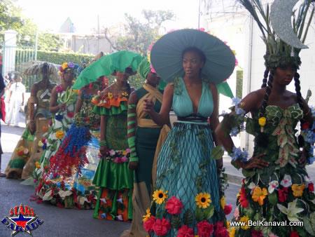 Caribbean Carnival Costumes From Haiti