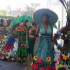 Caribbean Carnival Costumes Haiti