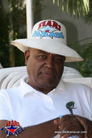 Haitian Actor And Singer Lionel Benjamin