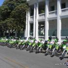Haiti Moto Police