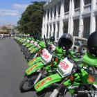 Haiti Police Motorcycles