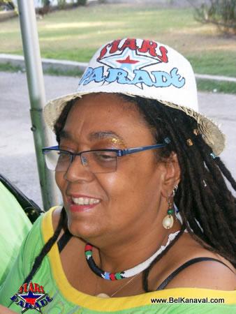 Myriam Merlet - Haiti Star Parade