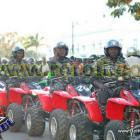 Haiti National Police Motorcycle
