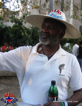 Konpe Philo At The Haiti Star Parade