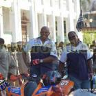 Haitian Motorcycle Riders