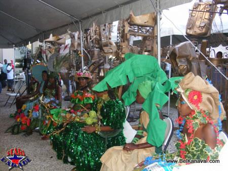 Haiti Star Parade Mannequins