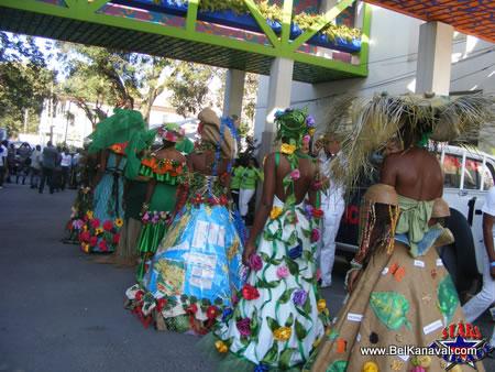 Haiti Carnival Cosumes