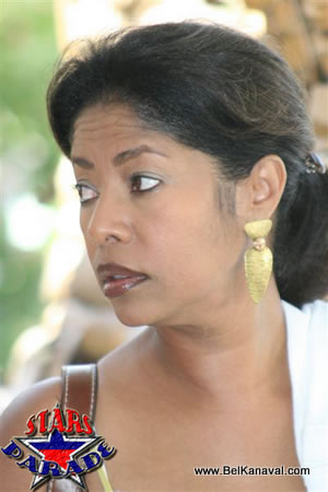 Haitian Singer Yole Deroses