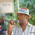 Actor Smoye Noisy Haiti Star Parade