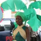 Banana Girl Haitian Carnival