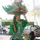 Fruit Vendor Costume Haiti Star