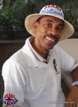 Stanley Matheus At The Haiti Star Parade