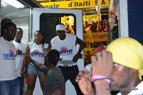 Carnaval des Fleurs 2013, Haiti