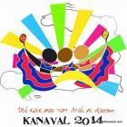 Haiti Kanaval 2014 - Tet Kole Pou Yon Haiti Pi Djanm