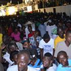 Gonaives Haiti Pre-Carnaval Photo