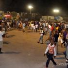 Pre-Kanaval 2014 Chars Arrive
