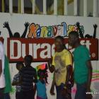 Gonaives - Carnaval Stands Painting