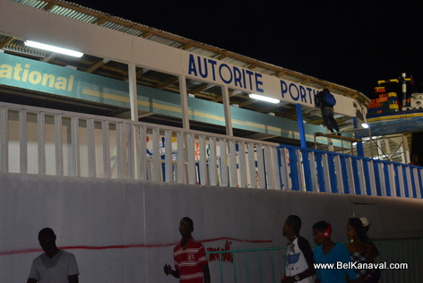 Gonaives - Carnival Stands - Painting and Decorating