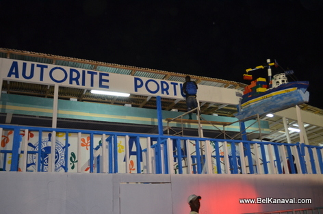 Gonaives - Stand Autorite Portuaire Nationale (APN) - Painting and Decorating