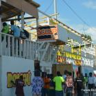 Gonaives Carnival Stands Painting