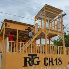Gonaives Kanaval Stands 1 Day