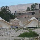 Gonaives Tent City Haiti Kanaval