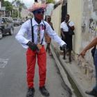 Gonaives Haiti Kanaval 2014 - Day 1 - Morning Before Kanaval