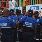 Gonaives Kanaval 2014 - POLITOUR (Haiti Tourism Police) nan Kanaval...