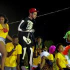 Gonaives Kanaval 2014... Olivier Martelly an ZO...