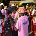 Gonaives Haiti Kanaval 2014 - Day Two