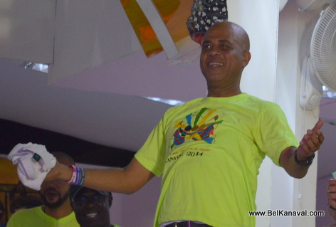 PHOTO: Haiti - President Martelly nan Kanaval 2014 - Gonaives Haiti - dezyem jou-a