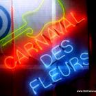 Carnaval des Fleurs Neon Sign