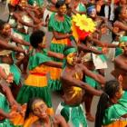 PHOTO: Haiti Carnaval des Fleurs 2014 - Day 1