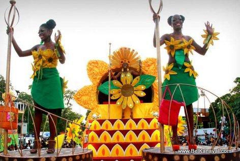 PHOTO: Haiti Carnaval des Fleurs 2014 - Day 2