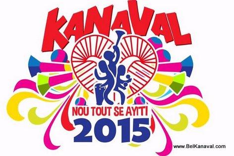 Logo Officiel - Haiti Kanaval 2015