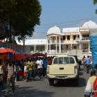 Haiti Pre Kanaval 2015 - Stands Construction Saturday
