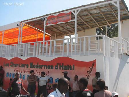 Les Santiers Modernes D'Haiti