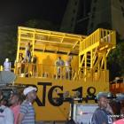 Kanaval 2015 Stands Construction