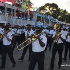 Haiti Kanaval 2015 - Mardi, Se Fanfare Palais National ki tap chante onore pou moun ki mouri yo...