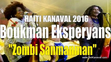 PHOTO: Haiti Kanaval 2016 - Boukman Eksperyans Zombi Sanmanman