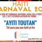 PHOTO Haiti Carnaval 2016 HAITI