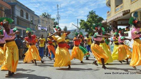 PHOTO: Haiti Kanaval Jacmel 2016